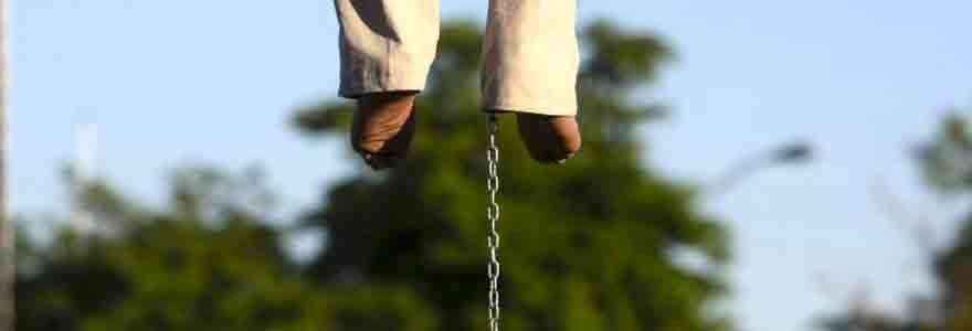 peine de mort en Iran